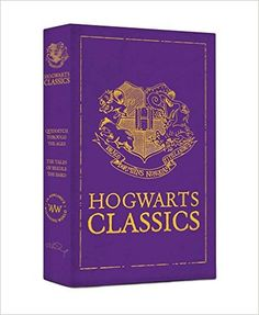 $13 Hardcover Hogwarts Classics (Harry Potter): J.K. Rowling: 9781338097672: Amazon.com: Books