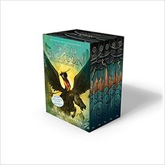 Percy Jackson and the Olympians 5 Book Paperback Boxed Set (new covers w/poster) (Percy Jackson & the Olympians): Rick Riordan, John Rocco: 8601411271915: Amazon.com: Books