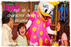 *Done in Cafe Mickey in Disneyland Paris