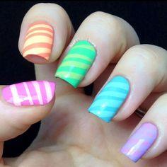 Instagram photo by nailpolishwars #nail #nails #nailart