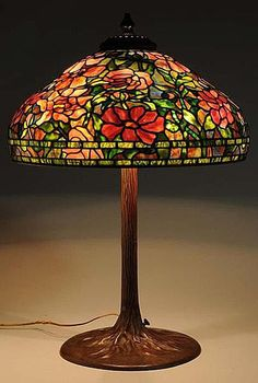 Tiffany Reproduction Lamps: How Valuable Can They Be?