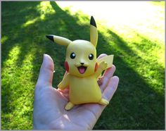 Pokemon Pikachu Sculpt 02 by Tsurera on DeviantArt