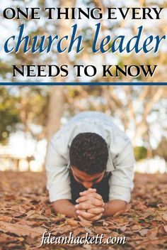 There is one thing that every church leader needs to know if they want to help lead the 21st century church into a historic revival.