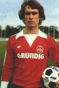Norbert Eder - Spieler bei 1.FCN + FCBayern München deutscher Nationalspieler