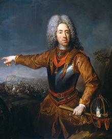 Prinz Eugen 1663-1736, Feldherr der Habsburger, großer Türkenkrieg und Spanischer Erbfolgekrieg