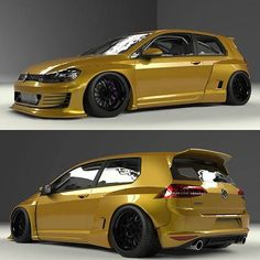 golf 7 rocket bunny - Cerca con Google