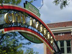 Historic City Market in Kansas City, MO