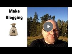 3 tips on how to make money blogging, is what I will be sharing with you in todays blogpost. Maybe you are asking yourself if it is really possible to make money blogging, and it it is... So what do you need to think about when it comes to how to make money blogging?