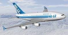 The McDonnell Douglas MD-12 was an aircraft design study undertaken by the McDonnell Douglas