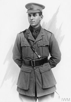 WWI, 3 August 1917; Two days after he was promoted to Captain, Cpt Roy H Blashki MID, AIF,  was killed in action on the Menin Road, Ypres, aged 23. He is buried at Vlamertinghe New Military cemetery.
