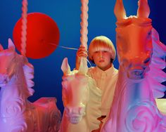 by Miles Aldridge, commissioned by the Tate Modern