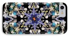 IPhone Case featuring the photograph Kaleidoscope Ps3 by Equad Images