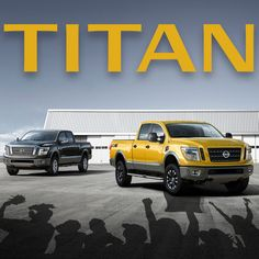 The new #NissanTITAN XD travels to San Diego to meet with fans!