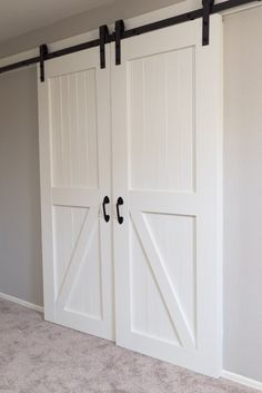 How To Build Barn Doors | DIY Project | Rise And Renovate