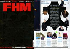 Griffin featured in FHM Magazine 2008 http://www.griffin-studio.com #griffin #press #menswear #fashion