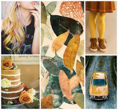 Guía de estilo. Los colores del otoño 2015