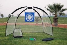 3 in 1 Golf Practice Set Driving Net Chipping Net Driving Mat Indoor Outdoor Bag | Sporting Goods, Golf, Golf Training Aids | eBay!