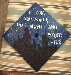 If you're a senior (in school; not, like, a senior citizen), you are probably aware that you have graduation on the horizon. And, if not, you should, uh, get on that, probably.