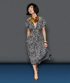 Tara Starlet | Tara Starlet: nostalgic clothes for modern women, made in London.