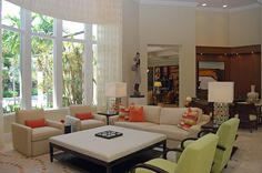 Custom Home in Old Palm Golf Club ~ by Creative Building Group, Inc. | www.creativebuildinggroup.com