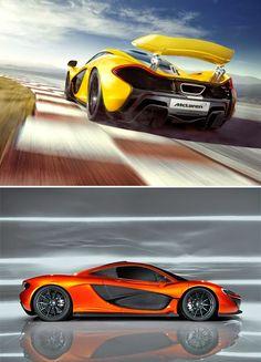 rogeriodemetrio.com: McLaren P1