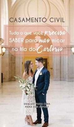 Casamento Civil Wedding Tips, Our Wedding, Dream Wedding, Civil Wedding Dresses, Bridal Dresses, Christmas Treats For Gifts, Friend Birthday Gifts, Marry Me, Wedding Planner