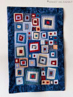 Modern Quilt {Patchwork Serie