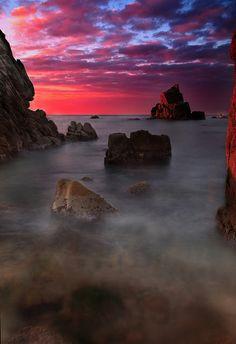 ✯ Cala Frares - Costa Brava, Spain