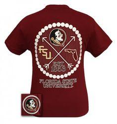 FSU Shirt - Simply Cute Tees