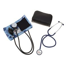 allheart Blood Pressure Aneroid And Dual Head Stethoscope Combination Set - Nurs