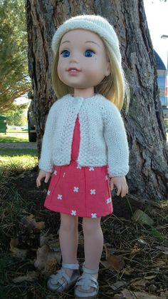 Check out this item in my Etsy shop https://www.etsy.com/ca/listing/466892236/145-doll-clothing-off-white-sweater