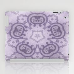 CLASSIC PATTERNED-3 iPad Case by The Griffin Passant - $60.00