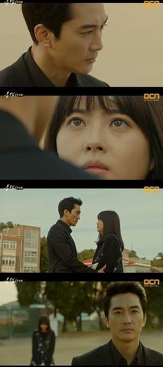 [Spoiler] Added episodes 5 and 6 captures for the #kdrama 'Black'