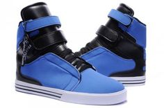 buy online 1a2b0 f1027 Supra High Tops, Wedges, Black And White, Supra Shoes, Sneakers, Blue,  Justin Bieber, Fashion, Black White