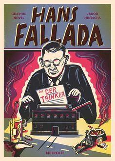 Der Trinker ist einer der persönlichsten Romane von Hans Fallada. Er verfasste das Werk 1944 heimlich im Gefängnis. Fallada war nach einem mutmaßlichen Totschlagversuch an seiner Frau als nicht zur