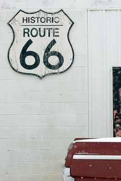Route 66 in Arizona great trip with my best friend