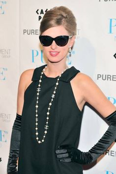 Prep for Halloween - do Breakfast at Tiffany's like Nicky Hilton