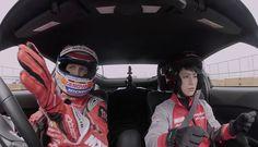NISSAN | AYANO FUKUDA Circuit Lesson 福田彩乃 ロニー・クインタレッリ #LIGHTTHEWAY #DESIGN #NISSAN #にっちゃん情報局 #映像 #Documentaly #race #car