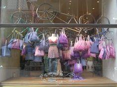 Retail Window Display- Anthropologie