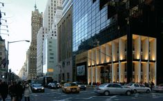 Asprey Store New York | Projects | Foster + Partners