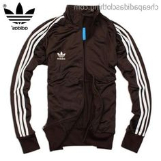 Cambridge Adidas Original Unisex Jackets Brown White Coupons For Shopping