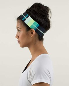 9 Best Lululemon Fly Away Tamer Headbands images  0d3c3d5811f