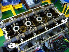 Camshaft for MUGEN races for ZC engines / Super Profile Camshaft ( Gr.A Camshaft…