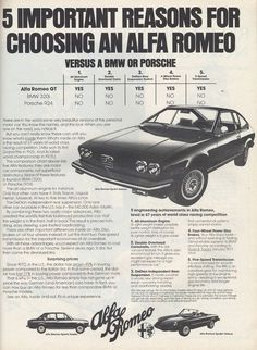 1977 Productioncars.com - Vintage Car Ads
