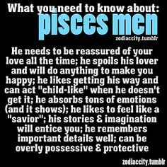I+hate+pisces | pisces Zodiac Signs zodiaccity pisces men zodiaccity • that's you luis