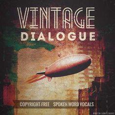 Vintage Dialogue Cinematic WAV-DiSCOVER, wav samples-audio, WAV, Vintage, Trap, Rap, Hip Hop, EDM, DISCOVER, Dialogue, Cinematic