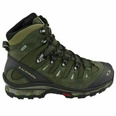 7d3ace49e651d4 Salomon Quest GTX Hiking Boots- OD Green / Black Footwear - Tactical  Distributors- Tactical Gear MSRP: Used by many Special Operations soldiers.