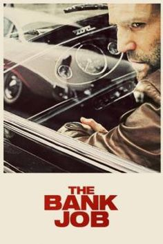 High resolution official theatrical movie poster ( of for The Bank Job Image dimensions: 1012 x Directed by Roger Donaldson. Starring Jason Statham, Saffron Burrows, Stephen Campbell Moore, Daniel Mays Jason Statham, Hindi Movies, Disney Pixar, Movies To Watch, Good Movies, Stephen Campbell Moore, Cinema Posters, Movie Posters, Comedy