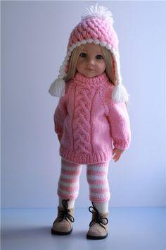Мои Ханночки Gotz / Куклы Gotz - коллекционные и игровые Готц / Бэйбики. Куклы фото. Одежда для кукол