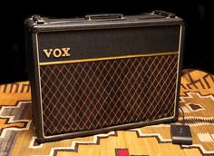 1965 Vox AC-30 > Amps & Preamps | Gbase.com > Guitars Amps & More